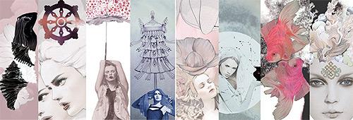 NYLON MAGAZINE - Japan Fashion Magazine - January 08