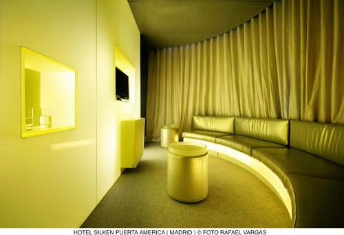Hallways and Lobby