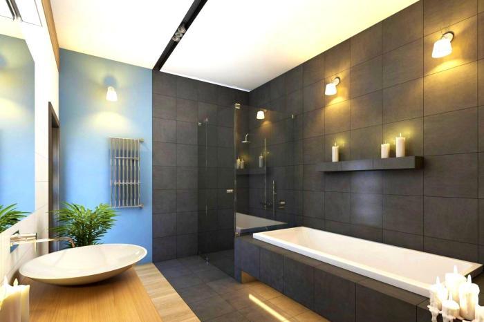 Серый цвет в интерьере - это популярный вариант, который позволит дизайнеру комбинировать его с любыми другими монохромными оттенками.