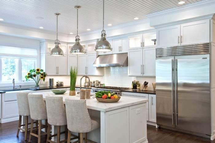 Кухня для любой домохозяйки играет особенную и значимую роль.