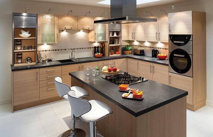 Вдохновляющие примеры интерьера кухни, которые гармонично впишутся в современные апартаменты.