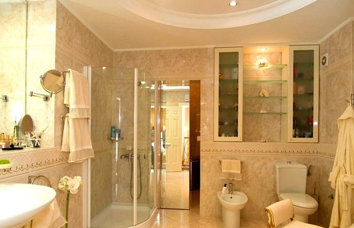 Лучшие идеи по обустройству ванной комнаты.