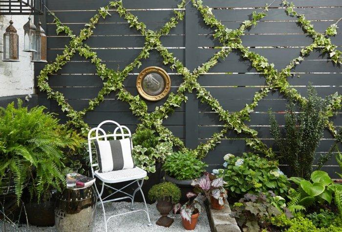 Тематическая композиция, подходящая для тех, кто считает садово-огородный декор не просто хобби, а стилем жизни.