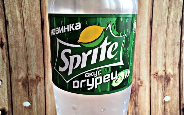 Совершенно неожиданный вкус Sprite, который продолжает набирать популярность.