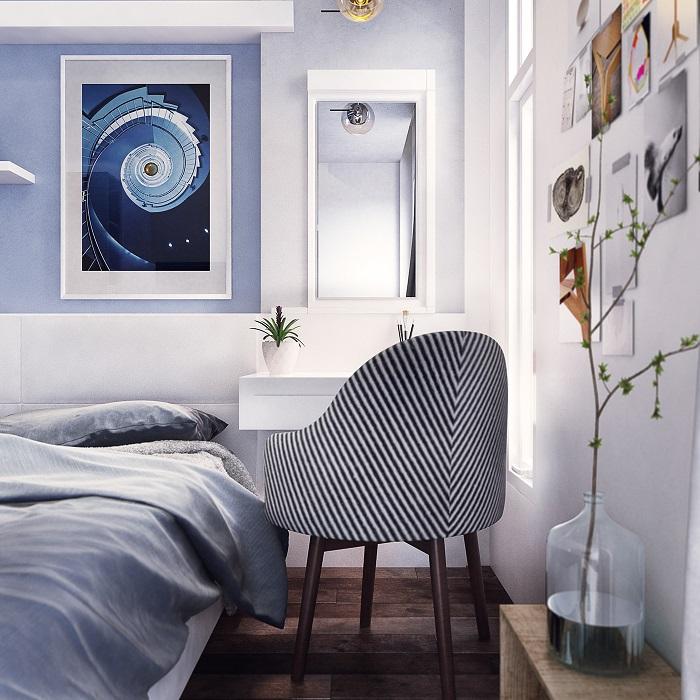 Приятные мелочи, сделанные своими руками, способны полностью преобразить интерьер спальной комнаты.