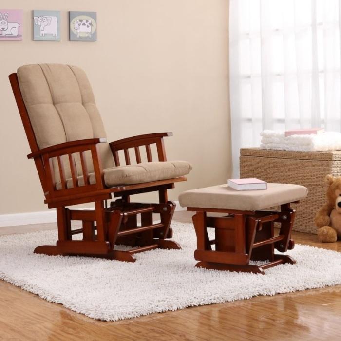 Трансформирующееся кресло-качалка.