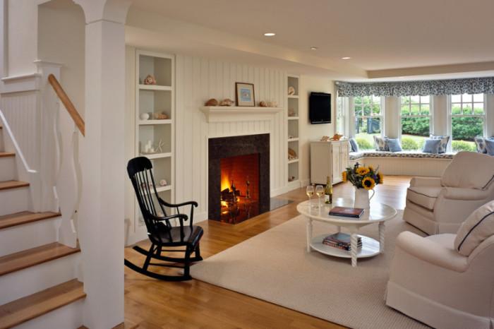 Кресло-качалка - это идеальный способ, который поможет создать атмосферу уюта и спокойствия.