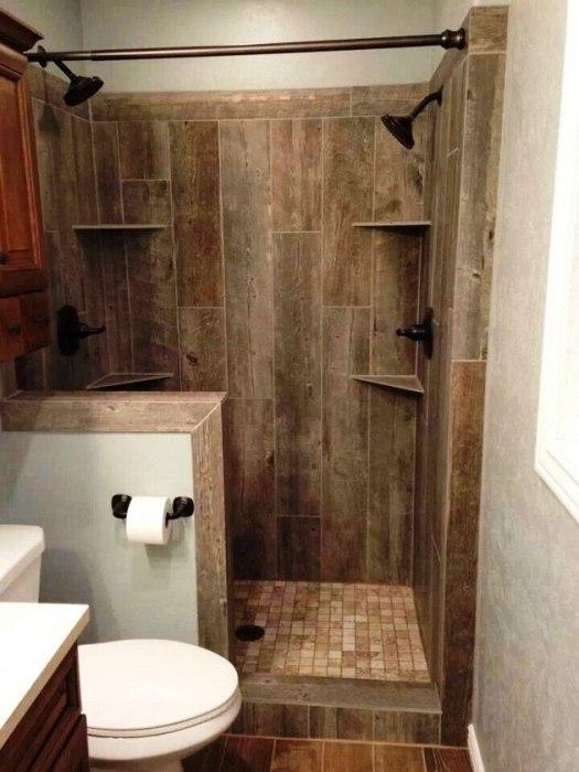 Даже самую компактную ванную комнату можно превратить в роскошное и комфортное помещение.
