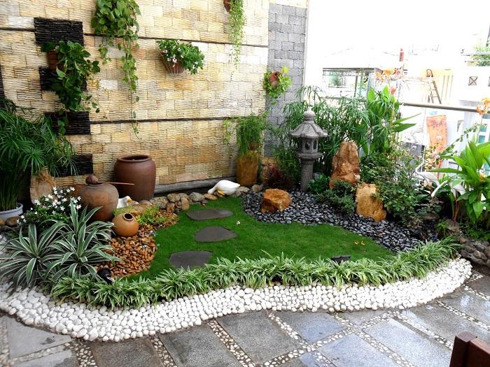 Правильно подобранный ландшафтный дизайн садового участка поможет подчеркнуть вашу индивидуальность.