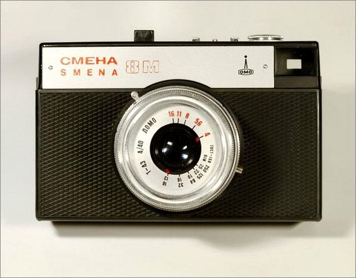 Фотоаппарат, который находился на волне популярности вплоть до 1993 года.