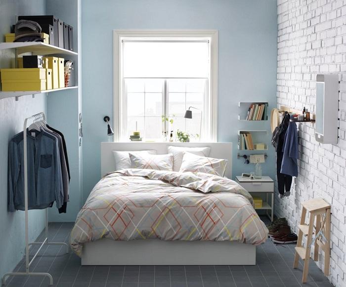 Индустриальный стиль при оформлении помещения является достаточно популярным среди профессиональных дизайнеров.