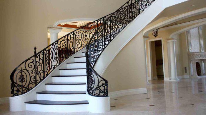 Лестница - это оригинальный элемент декора, который является признаком изысканного вкуса и благосостояния.