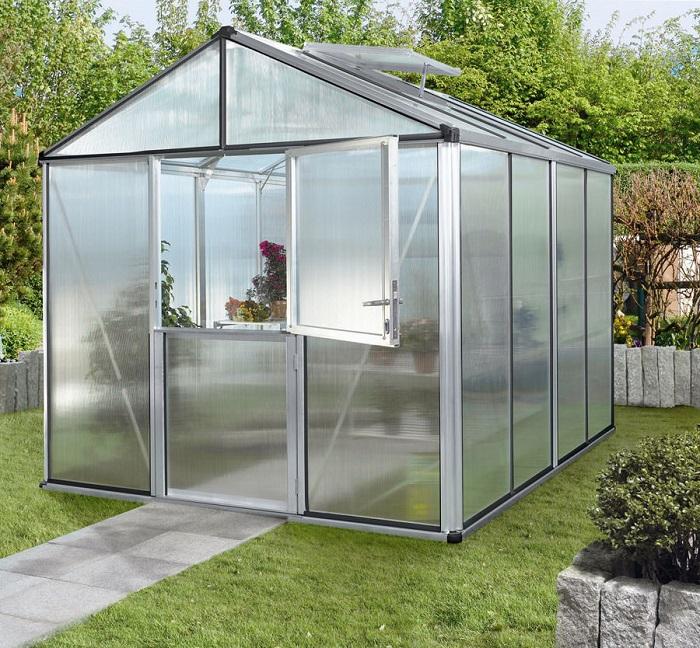 Оригинальная и практичная конструкция, при помощи которой можно значительно увеличить качество урожая овощных культур.