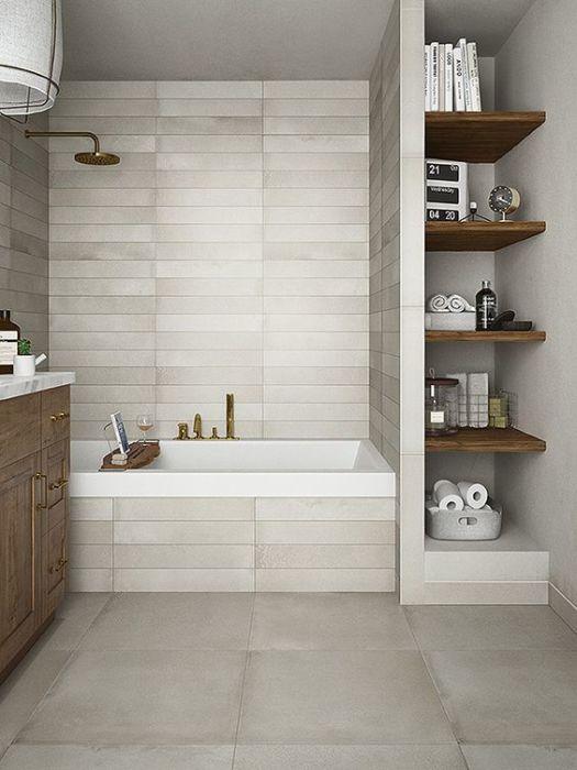 Чем меньше ванная комната, тем тщательнее необходимо продумывать её оформление.