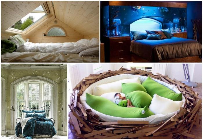 Кровати для настоящих королей.