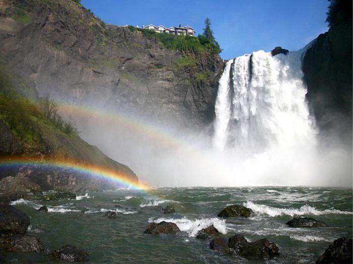 12 самых красивых водопадов мира