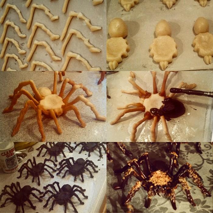 В таком виде пауки совсем не страшны.
