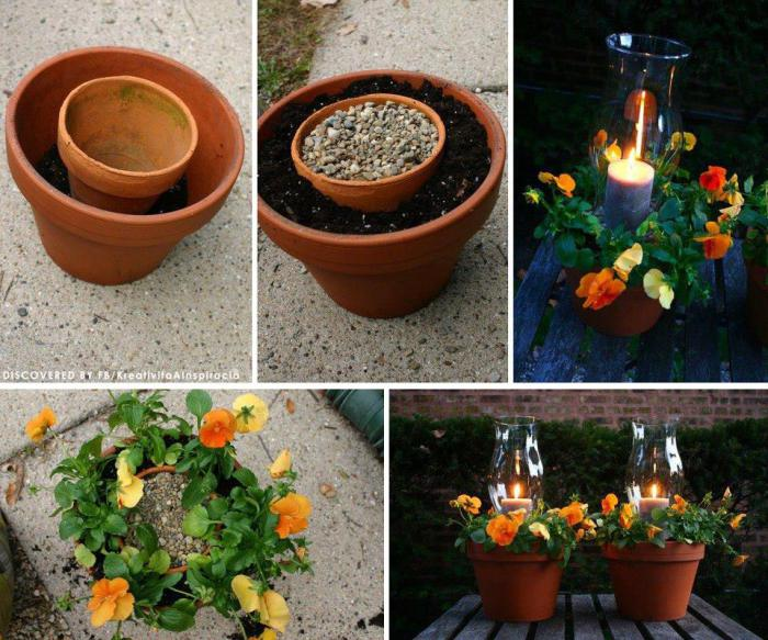 Великолепные лампочки для сада.