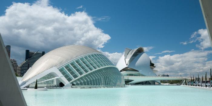 Потрясающий архитектурный комплекс.