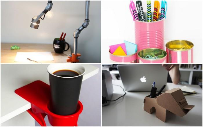 Необычные аксессуары для <i>своими руками поделки для рабочего стола</i> рабочего стола.