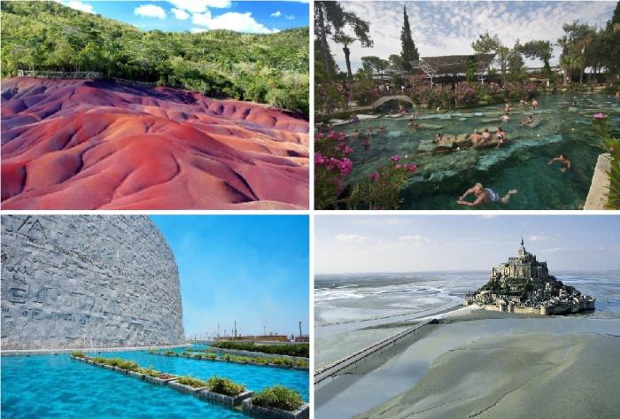 Великолепные места для туризма, известные в узких кругах путешественников.
