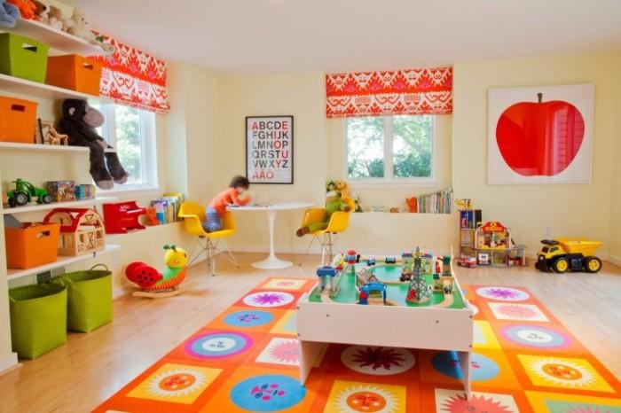 Оформление игровой комнаты в детском саду фото своими руками 54