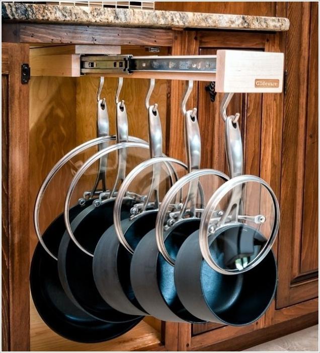 Вешалка для посуды.