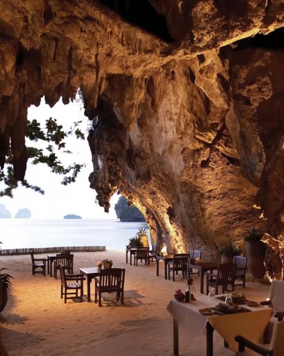 Ресторан базы отдыха «Раявади».