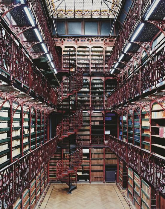 Потрясающая библиотека.