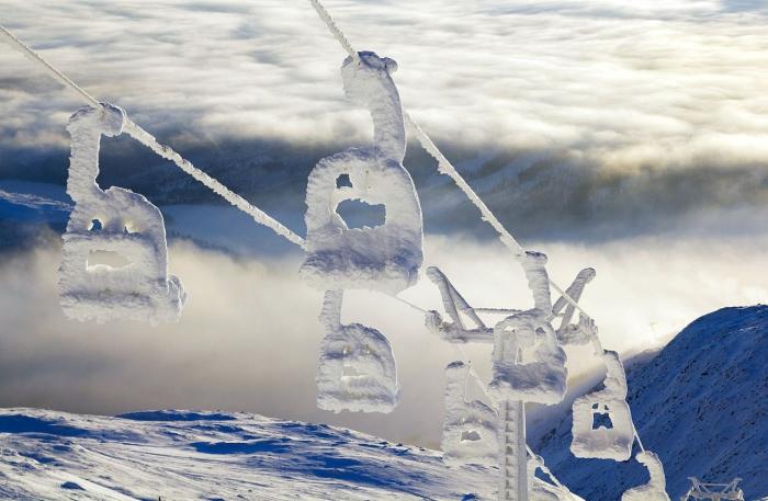 Желанию покататься на лыжах не суждено осуществиться.