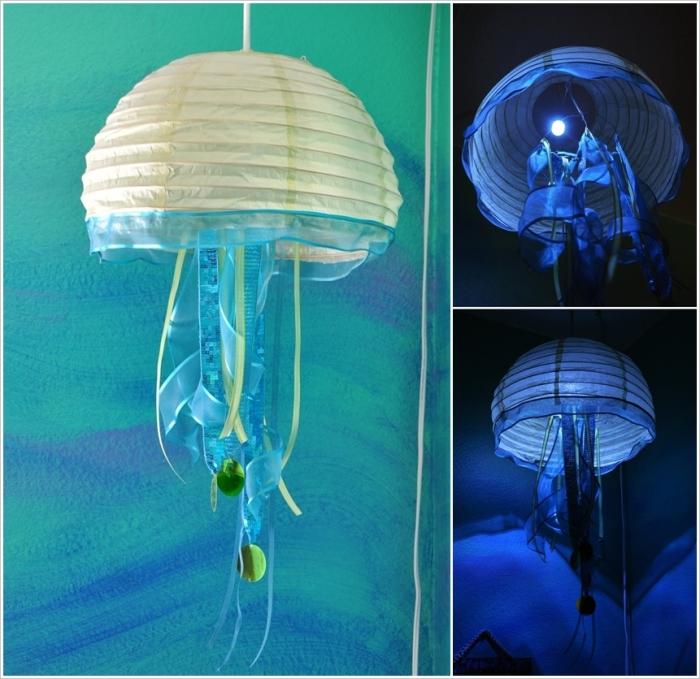 Интересный плафон для любителей моря.