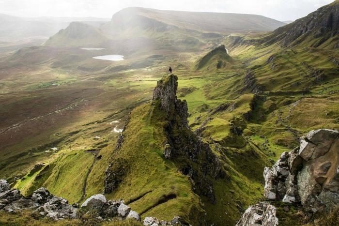 Невероятная природа Шотландии.