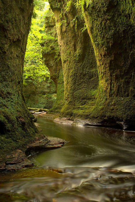 Великолепие красоты Шотландии.