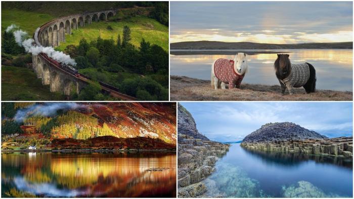 Таинственная Шотландия.