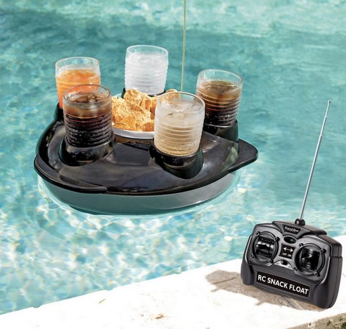 Зачем вам бассейн, если у вас нет этого приспособления?!