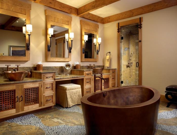 Жизнь наполнена стрессом. В каждом доме должно быть место, где вы сможете отдохнуть в тишине. Например, ванная комната.