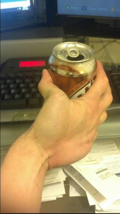 Самый привычный и удобный способ выпить свой напиток.