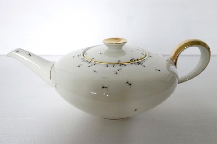 Муравьиное чаепитие.
