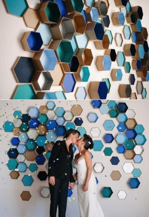 Ways-Transform-Your-Walls-4 Декор стен своими руками: 9 красивых идей, 50 фото