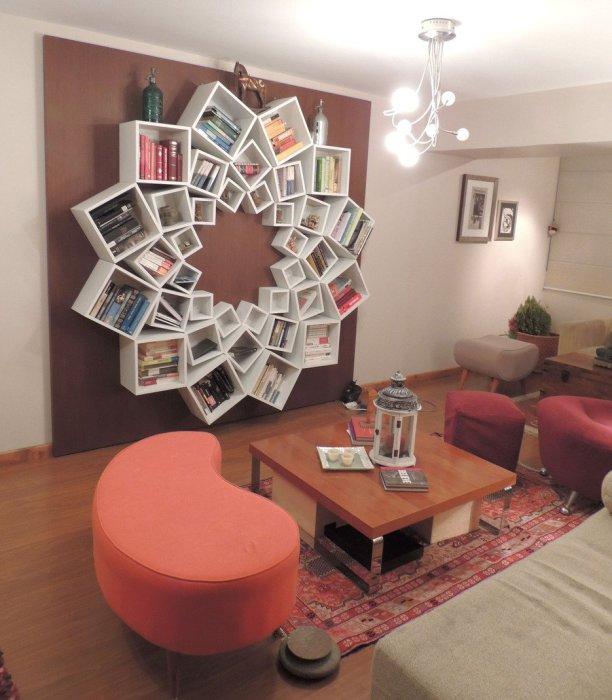 Ways-Transform-Your-Walls-9 Декор стен своими руками: 9 красивых идей, 50 фото