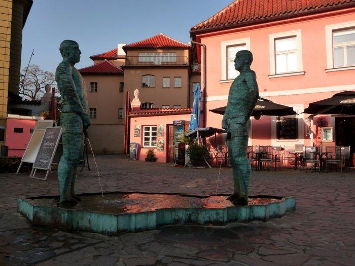 Музей, рассказывающий о жизни и работе Франца Кафки.