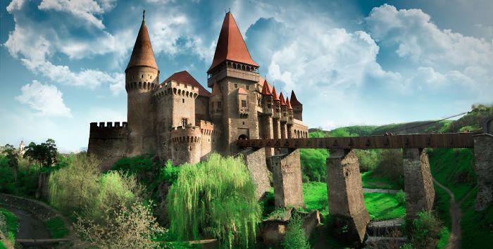 Самые сказочные замки в мире