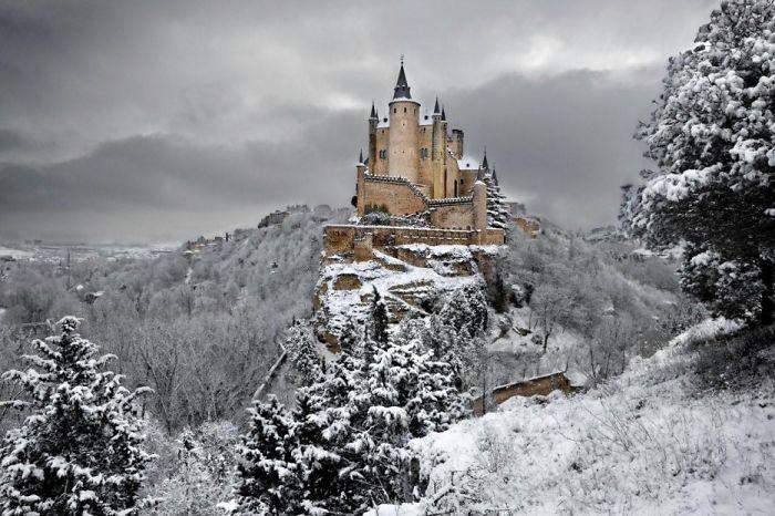 Алькасар в Снеговии