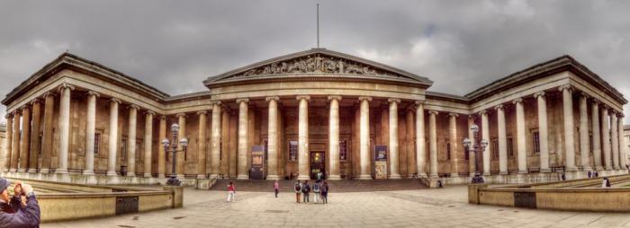 Музей, основанный в 1753 году в городе Камден.
