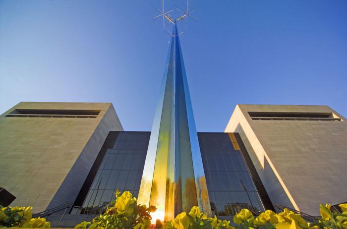 Национальный музей авиации и космонавтики в Вашингтоне.