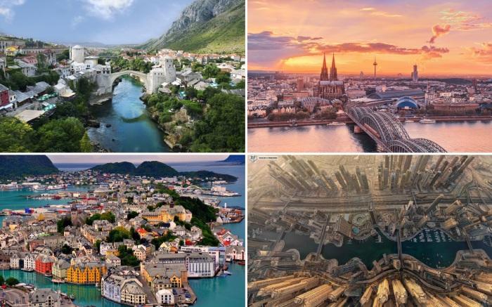 10 городов, которые стоит посетить.