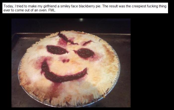 Испечь пирог - самый оригинальный способ проявить свою любовь и симпатию.