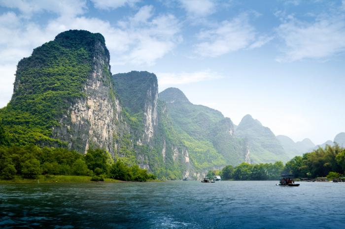 Великолепная природа Китая.