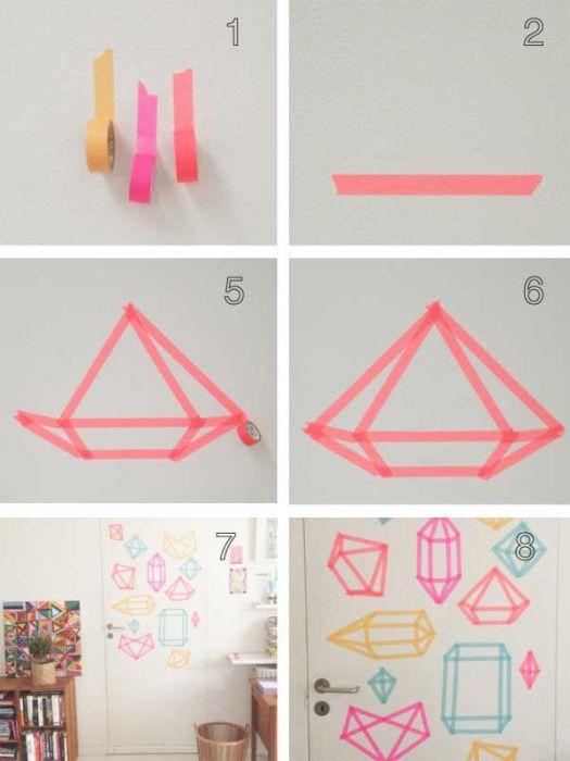 Декор как украсить комнату