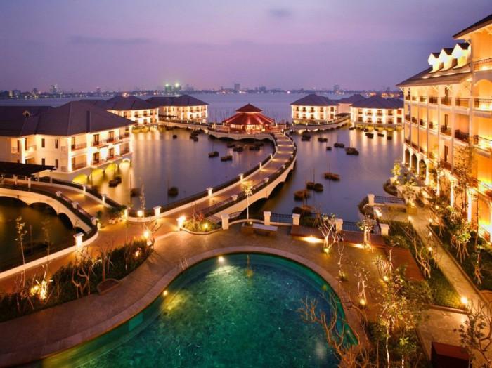 Столица Вьетнама.
